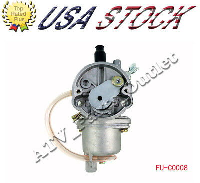 2 STROKE CARBURETOR 47 49cc Scooter Moped Mini ATV Pocket Super Bike SUNL