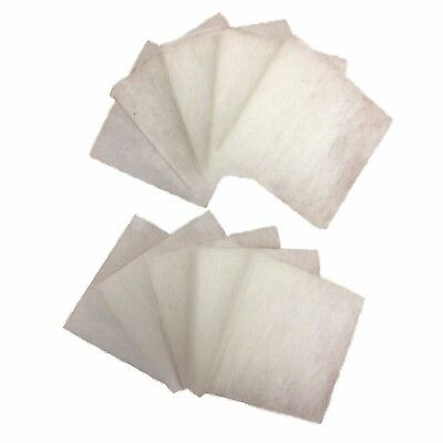 50 x Compatible Poly Pads Suitable For Juwel Jumbo / BioFlow 8.0 Filters