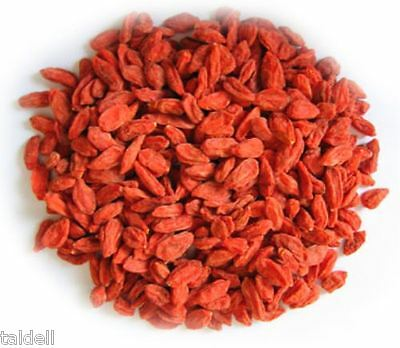 ORGANIC GOJI BERRIES BY THE KILO Best Before Mar 2018