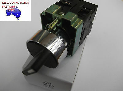 3 Position  Selector Switch  On/off/on    Motor Control Xb2-Bd33