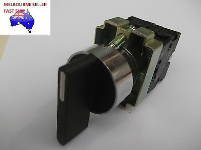 3 Position   Long Handle Selector Switch  On/off/on  Motor Control   Xb2-Bj33