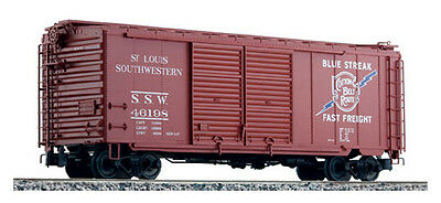 Accucraft / AML G401-91 PS-1 Box Car 7 ft. Double Door - Neuware - Maßstab 1:29