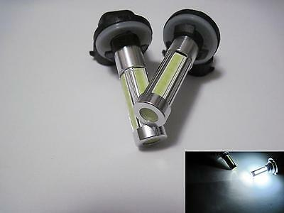 2 pcs 881 862 10W COB Chip on Board high power LED SMD fog light DRL Super White
