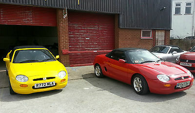MGF / MGTF Hood / Roof / Soft Top £670 Fitted. MOBILE FITTING. The Soft Top shop