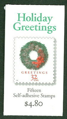 Us #bk270 Holiday Greetings Booklet