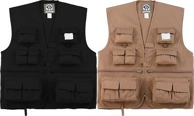 Kids Military Uncle Mility Multi Pocket Outdoors Camping Vest