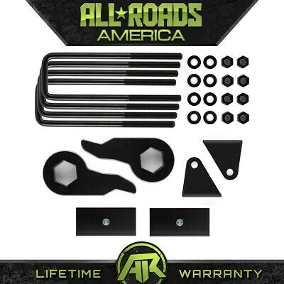 """2000-2013 Chevy GM Suburban 2500 4WD 1-3"""" Front + 2"""" Rear Full Leveling Lift Kit"""