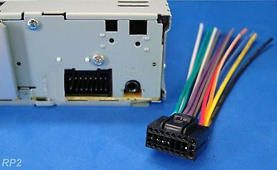 PHASE LINEAR RADIO PLUG STEREO WIRE HARNESS UV7 UV7i UV8 UV8i UV9 UV10 US SELLER