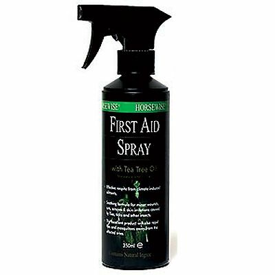 HORSEWISE FIRST AID SPRAY protects against equine skin irritation