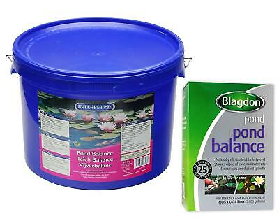 Interpet Blagdon Pond Balance Blanketweed Koi Fish Pond Treatment
