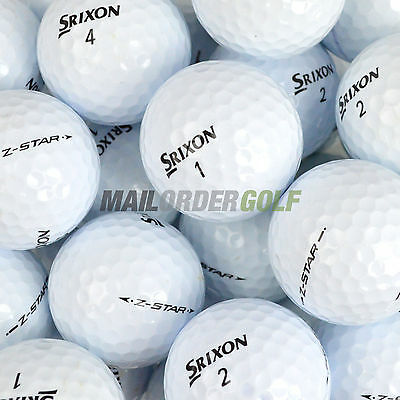 12 24 48 100 Pearla Srixon Lake Golf Balls Ad333 Softfeel Z Star Xv Distance