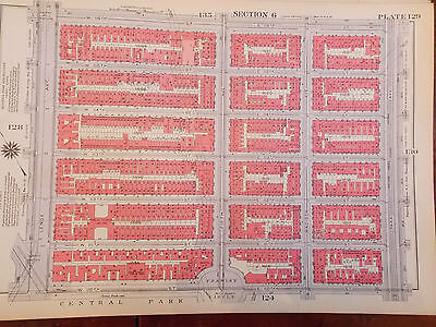 "18x24 1660s ""New York City Castello Plan"" Vintage Style Lower Manhattan Map"