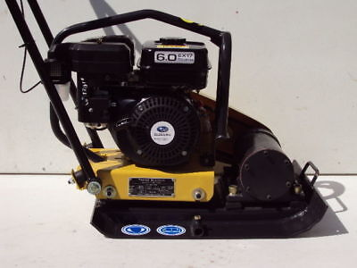 New Packer Brothers PB168 plate compactor tamper Subaru