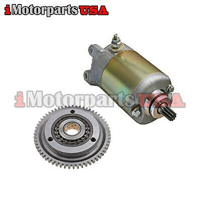 Complete Starter Motor Assembly Honda Helix Cn250 Elite Ch250 Touring Scooter
