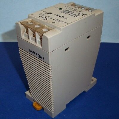 Omron 24V 0.6A Dc Power Supply S82K-01524 *jh*