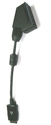 *New* Genuine Samsung LED TV Scart Socket Adapter Cable Lead