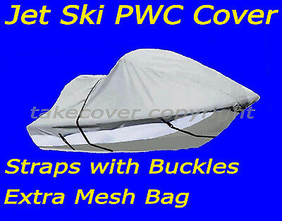 "Bombardier 1 Person PWC Jet Ski Cover 95""-102"" t017wa"
