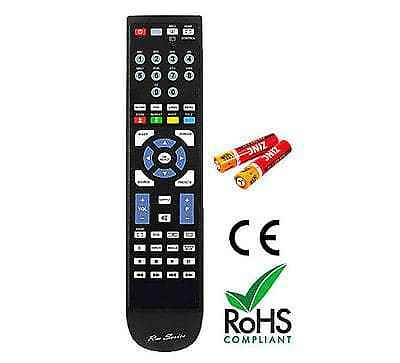 Kenwood KRF-V5030D Remote Control Replacement with 2 free Batteries