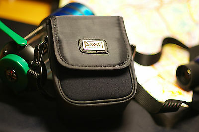 Binoculars Case Soft Carry Bag for Small Size Binoculars NEW
