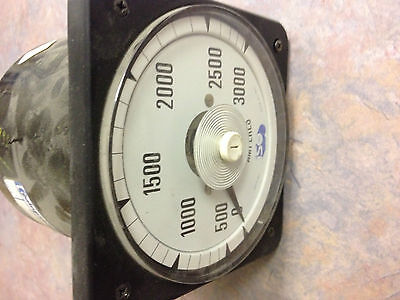 08AA-LSUA Crompton Ammeter 5A Range 0/3000A Scale