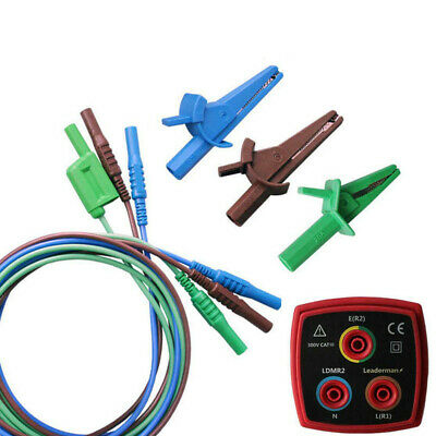 PAT Test Kit for Testing of Fixed Wired Appliances for PAT Testing (LDM002 KIT)