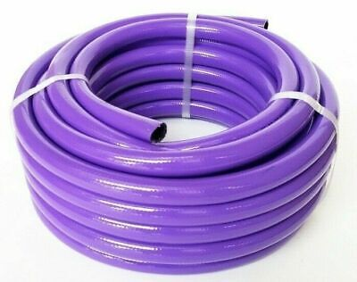 Purple recycle SULLAGE reclaim grey water garden Hose 18mm 3/4 x 100m AUSTRALIAN