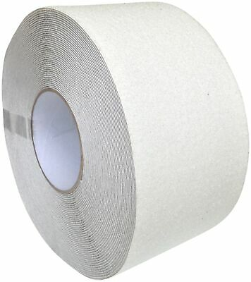 ANTI SLIP TAPE - TRANSPARENT SELF ADHESIVE  50mm x 3m GRIP TAPE