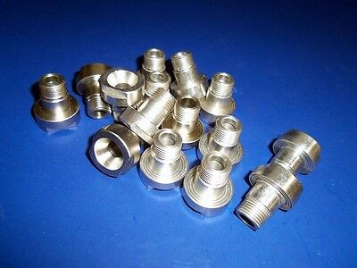 Graco 161795 Pistons, Lot Of 15, New In Bag *Pzf*