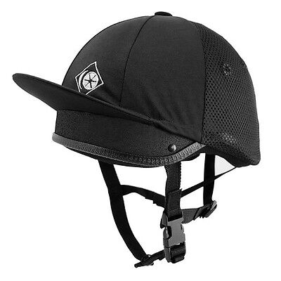Charles Owen Young Riders Childs Jockey Skull PAS015. New Standards Approved