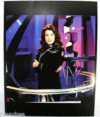 "Claudia Christian as Commander Susan Ivanova - BABYLON 5 Photo 8""x 10"" UN-SIGNED"