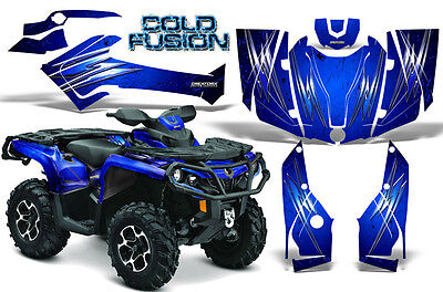 Can-Am Outlander 800 1000 R Xt 12-16 Graphics Kit Creatorx Decals Stickers Cfbl