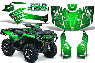 Can-Am Outlander 800 1000 R Xt 12-16 Graphics Kit Creatorx Decals Stickers Cfg