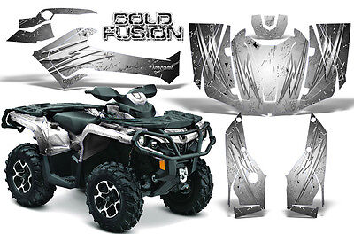 Can-Am Outlander 800 1000 R Xt 12-16 Graphics Kit Creatorx Decals Stickers Cfw