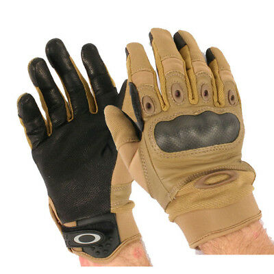 Oakley Factory Pilot Gloves Coyote SI Tactical Assault