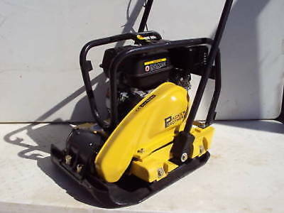 New Packer Brothers PB198 plate compactor tamper 5.5OHV