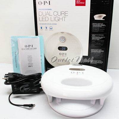 OPI STUDIO LED LIGHT GL900 Lamp Gel Nail Polish Dryer 110V- 240V UK, AU, EU