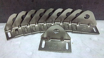 Lot Of 10 Allen Bradley Mounting Brackets 871C-N12 New Surplus 871Cn12