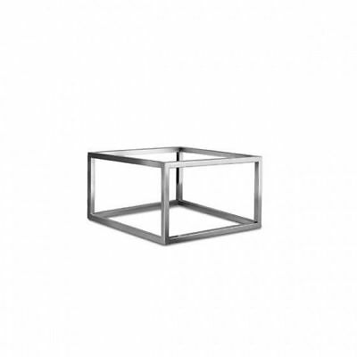 Riser / Stand / Holder, Pizza, Cake, Stainless Steel Display, Athena 180 x 120mm