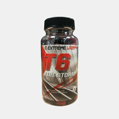 Extreme Labs T6 Ephedrine Ephedra Free Fat Burner Weight Loss Slimming Diet Pill