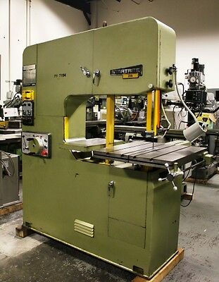 "#316 STARTRITE 36"" Vertical Band Saw (New 1982)"