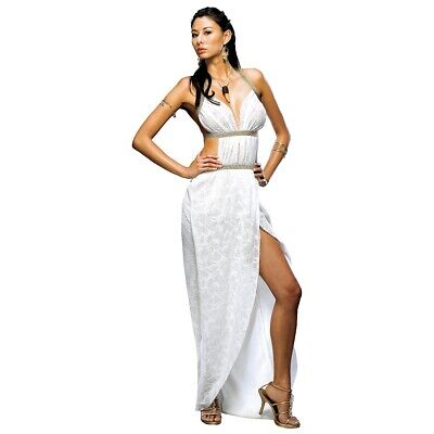Queen Gorgo Spartan Greek Goddess Costume 300 Halloween Fancy Dress