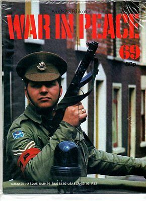 War in Peace Magazine - No.69