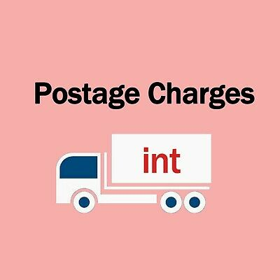 Pay Extra Fee For Postage Charges or Next Day