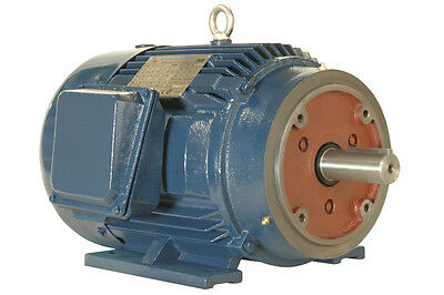 20 hp electric motor 256tc 3 phase 1800 rpm premium efficient severe duty