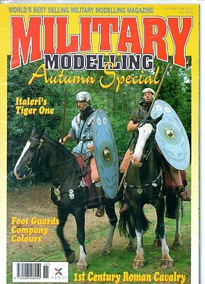Military Modelling Magazine - Autumn 1996