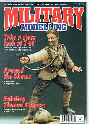 Military Modelling Magazine - May 1996