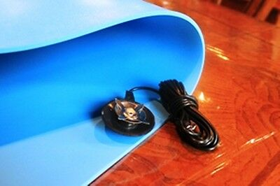 "3 Layer Dissipative Vinyl Anti-Static ESD Mat- W/GROUND CABLE- 24"" X 48"""
