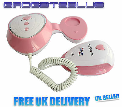 Fetal Doppler Baby Heart Beat Monitor CE Approved AngelSounds Jumper JPD-100S3