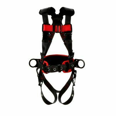 PROTECTA 1191210 FULL BODY HARNESS - PRO Construction Style Harnesses (X-Large)
