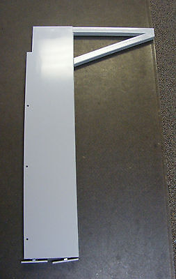 Kavo Metal Side Panel 835 w/ Cut Out for Dental Lab Bench 0653.4731 Laboratory